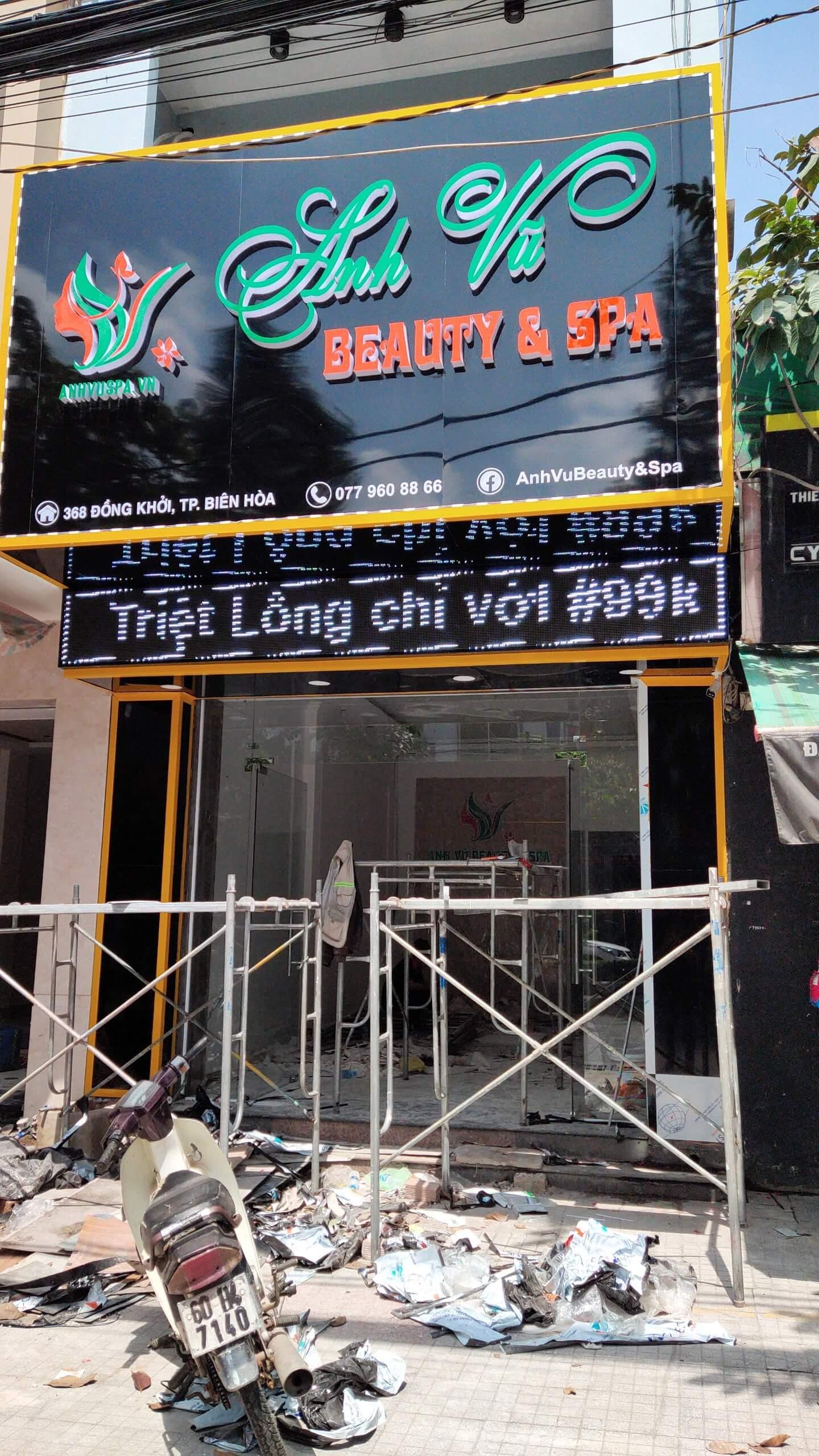 làm bảng hiệu quảng cáo giá rẻ tại Biên Hoà